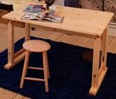 Et dejligt arbejdsbord at træ gør dig mere produktiv (foto travarer.dk)